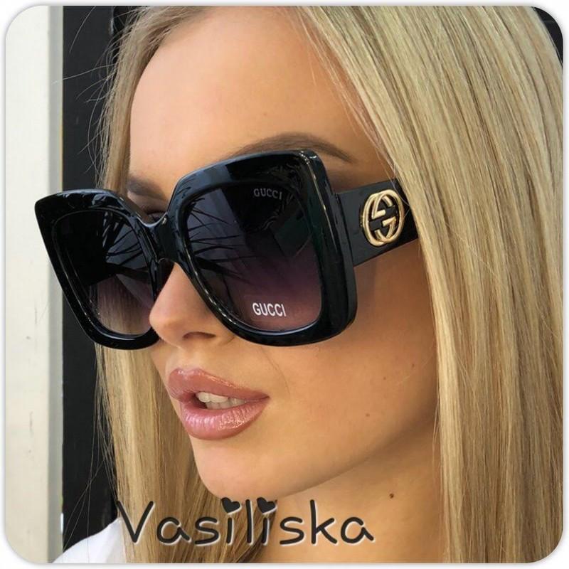 Солнцезащитные очки черный